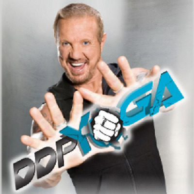 DDP Yoga workouts dvds