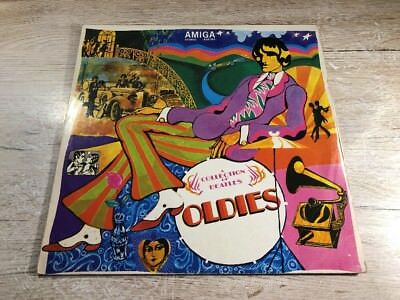 LP AMIGA 855383 The Beatles A Collection of Beatles Oldies VINYL 1974
