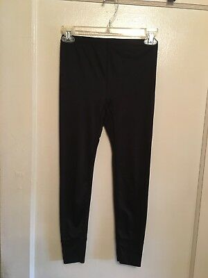 Fruit Of The Loom Childs Thermal Pants Size M 7/8