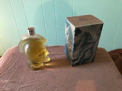"Avon bottle, ""Tribute Cologne"", includes bottle, contents and box."