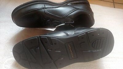 Rockport Walking Shoes size 11.5 mens Black New in Box