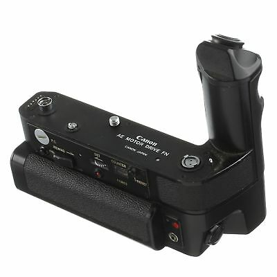 Canon AE Motor Drive and Battery Pack FN for F-1N Cameras