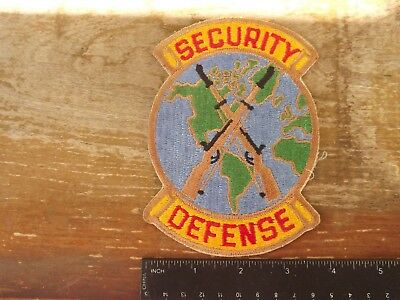 Security Defense Pocket Patch