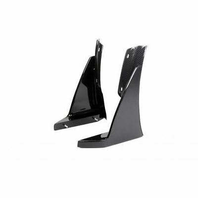 APR CARBON FIBER Front Bumper Canards Extension Winglets For 14-Up Corvette C7