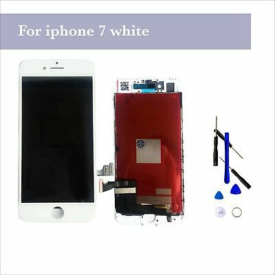 """For White iPhone 7 4.7"""" Touch Screen Digitizer LCD Display Assembly + free Tools"""
