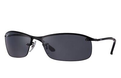 518ac4ee49 Authentic Ray Ban RB3183 006 71 (Black Green) Unisex Sunglasses