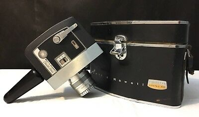 Bell & Howell Director Series Zoomatic Perpetua Electric Eye 8 mm Movie Camera