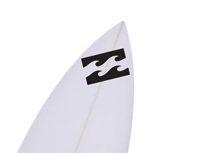 Billabong sticker for surfboard ,team rider very rare , 20cm x 15cm, Black