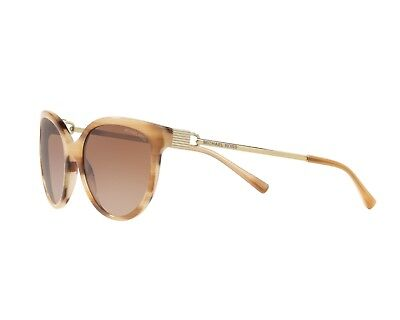 d4b8e13ed2 Michael Kors Women s Adrianna I MK1010 Tortoise Gold Liquid Rose Gold  Sunglasses