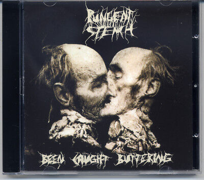 """Pungent Stench """"Been Caught Buttering"""" 1991, CD"""
