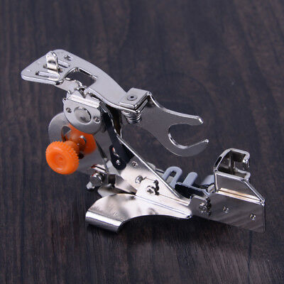 Ruffler Pleating Gathering Presser Foot for Low Shank Domestic Sewing Machine