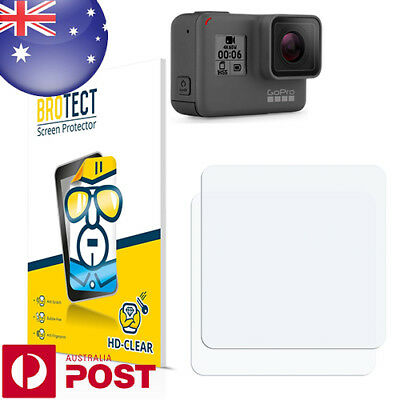 GoPro Hero6 Black Lens BROTECT® HD-Clear Front Screen Protector P002AF