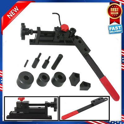 Manual Mounting Mini Universal Bender Metal Bar Tube Pipe Flat Bending Machine
