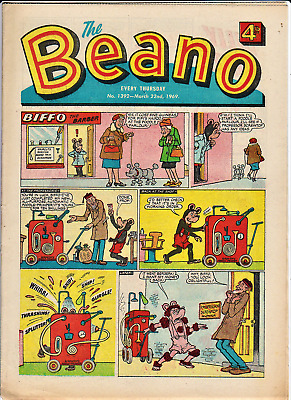 BEANO  # 1392 March 22nd 1969 the comic issue