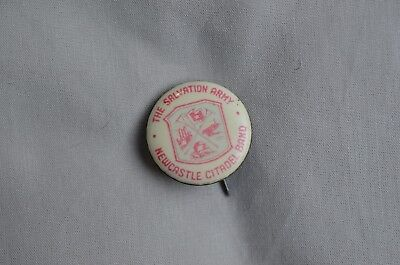 The Salvation Army Newcastle Citadel Band Badge