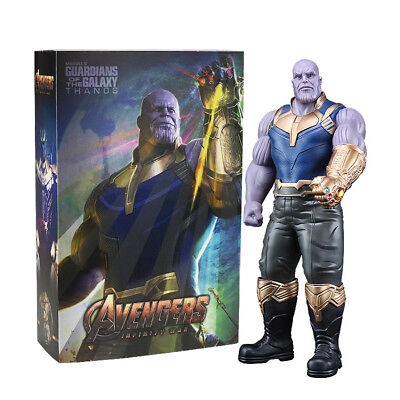 """The Avengers Infinity War Thanos Figure Movable Collectible 13"""" Action Figures"""