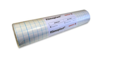 Filmoplast Self Adhesive Sticky Backing Embroidery Stabiliser 0.5m (50cm) wide
