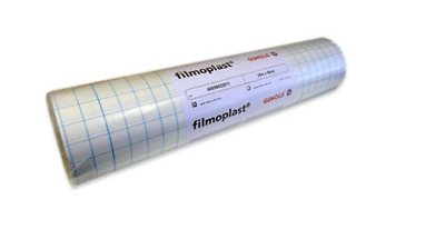 Filmoplast Self Adhesive Sticky Backing Embroidery Stabiliser - 0.5m (50cm) wide