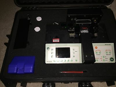 Ericsson FSU 995PM Fusion Splicer kit with accessories, Cleaver, Fiber Holders