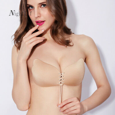 Strapless bra Self adhesive high quality soft