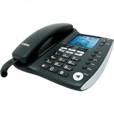 NEW Uniden FP 1200 Corded Office Phone Advanced LCD,70 Phonebook Memory, Digital