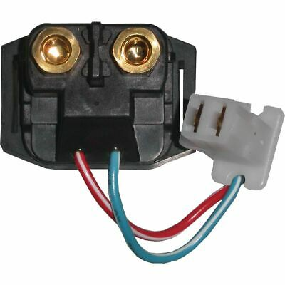 Starter Relay for 1998 Yamaha YP 125 Majesty (Disc Front & Drum Rear) (5DSA)
