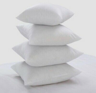 Duck Feather Cushion Pads Inserts Fillers Inners Pillows Cushions Scatters New