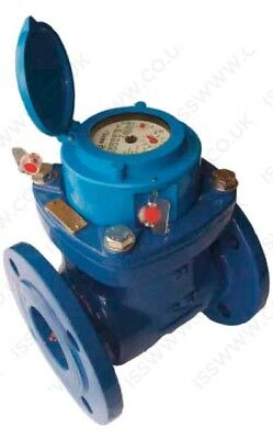 Aquamotion Woltman F80WC 80mm PN16 Flanged Pulsed Cold Water Meter
