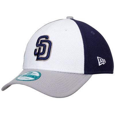 San Diego Padres New Era Perforated Block 9forty Adjustable Cap