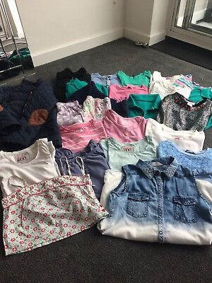 HUGE JOBLOT WHOLESALE BUNDLE OF GIRLS CLOTHES AGE  9 & 9-10 26 Items