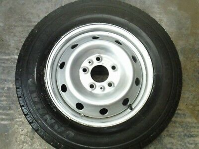 Iveco Daily Wheel And Tyre -  205/70/15 Firestone