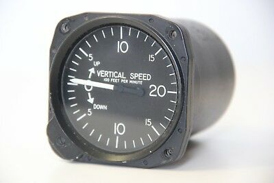 United Instruments Vertical Speed Indicator 15659