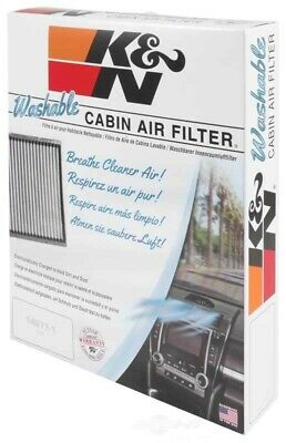 Cabin Air Filters VF4000 K/&N CABIN AIR FILTER