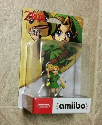 The Legend of Zelda - Link - Majora's Mask Nintendo Amiibo US version