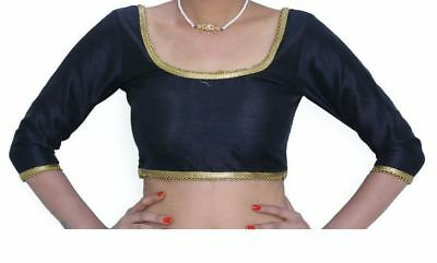 Readymade Designer Saree Blouse Long Sleeve Party Wear Stitched Sari Blouse