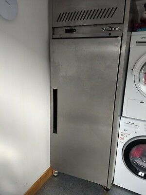 Working Williams catering fridge needs mending or for parts and spares