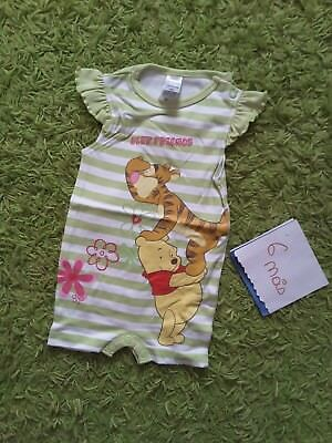 Barboteuse winnie 6 mois