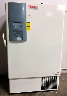 Thermo Electron Forma -86C ULT Lab Freezer Ultra Low Temperature Model 907