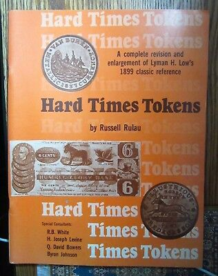 1980 - Hard Times Tokens by Russell Rulau