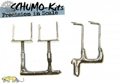 Schumo-Kits PA0027 Abschleppseilhalter Heck Panther G - 1:16