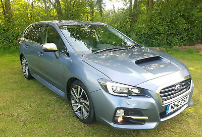 2016 Subaru Levorg 1.6i ( 170ps ) ( AWD ) ( s/s ) Lineartronic 2016MY GT,