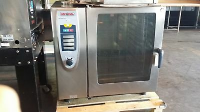 Rational - Combination Cooking Station - Oven - Electric - RS-SCC102