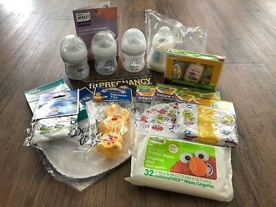 Sesame Street Baby Items and Additional Baby Items