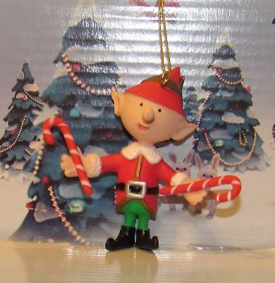 Rudolph The Red Nosed ReinDeer Santa's Candy Cane Elf
