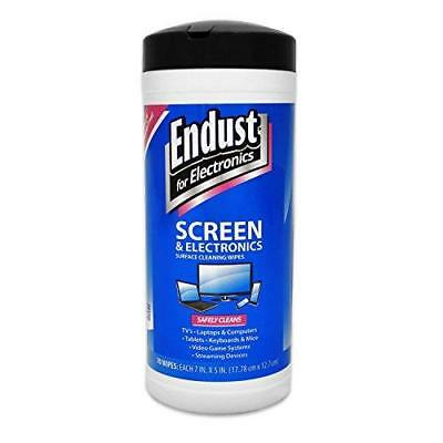 Endust for Electronics, Screen cleaning wipes, Surface cleaning, Great LCD and