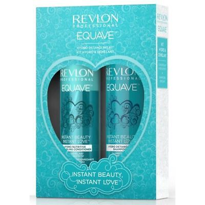REVLON Pack duo EQUAVE HYDRO