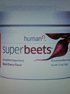 Super Beets Nitric Oxide Booster Non-GMO  5.3oz (30 servings) nitrate-rich super