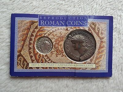 Roman Coins/Duplicates/Collectable.(Military Campaigns And Rebellion).