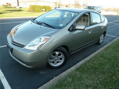 2005 Toyota Prius HYBRID 1-OWNER! CLEAN AUTOCHECK! NO ACCIDENTS! NO RESERVE SMART KEY PUSH-BUTTON START KEYLESS ENTRY CLEAN RUNS DRIVES GREAT