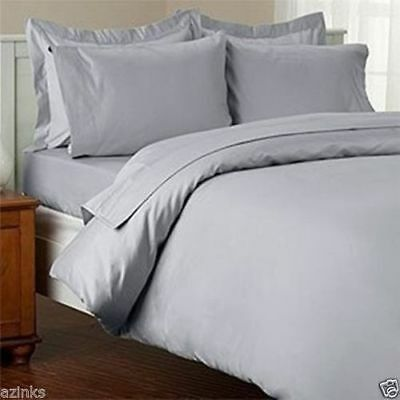 1000 TC Egyptian Cotton 8,10,12,15 Inch Deep Pocket Olive Solid Bedding Items Home & Garden Bedding